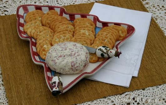 Planning for the Holidays: Cheese Ball Recipe