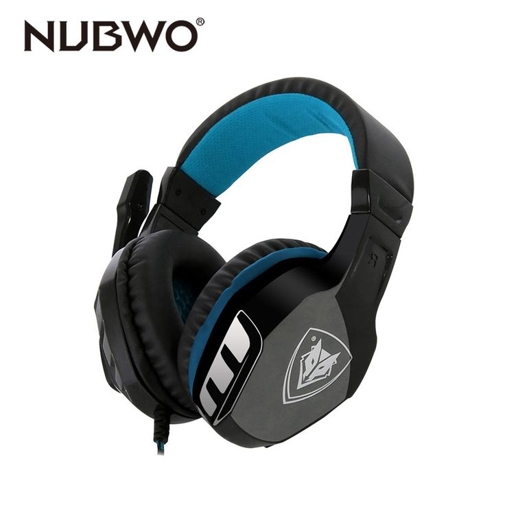 NUBWO Wired Gaming Headset Game Xbox One Earphone Computer headphones with microphone headphones for computer ps4. Yesterday's price: US $23.94 (19.61 EUR). Today's price: US $23.94 (19.57 EUR). Discount: 70%.
