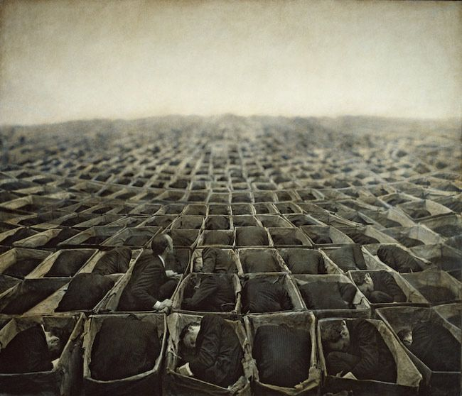 Surreal Photography by Robert and Shana Parkeharrison | Smashing Picture