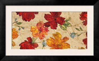 Fleurs du Printemps Art Print by Audrey Cleret at Art.com