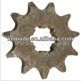 #atv spare parts, #dirt bike parts, #sprocket for dirt bike
