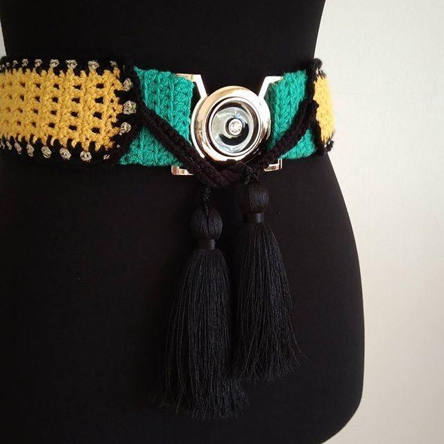 #belt for crochet dress  #madetoorder #etsyshop #forB