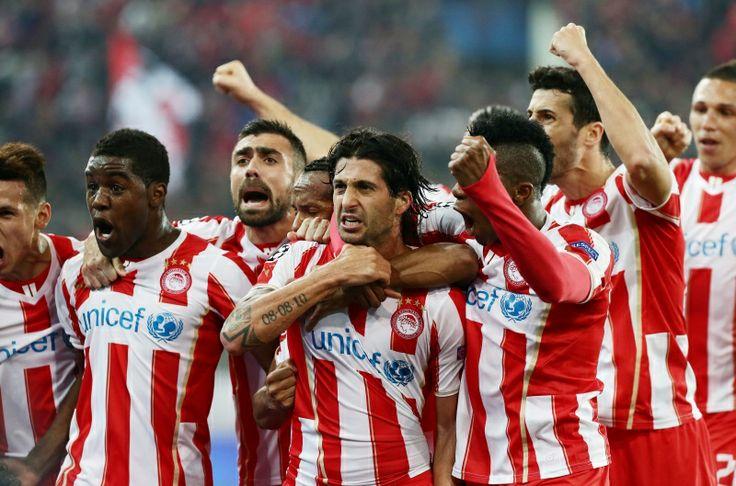 Ολυμπιακός - Μάντσεστερ Γιουνάιτεντ 2-0 | Olympiacos.org / Official Website of Olympiacos Piraeus