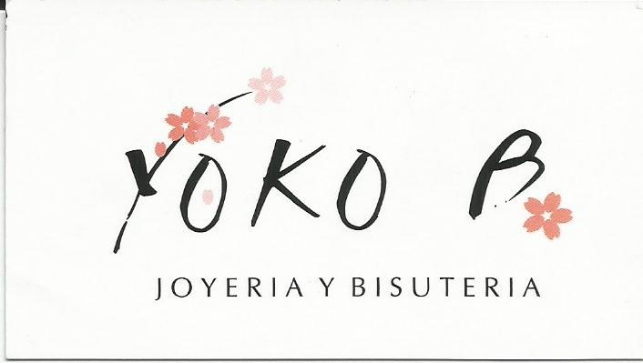 Yoko B. Joyería y bisutería