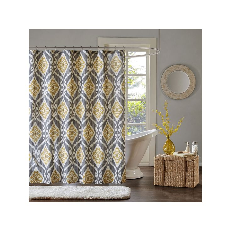 Best 25 madison park shower curtain ideas on pinterest for Park designs bathroom accessories