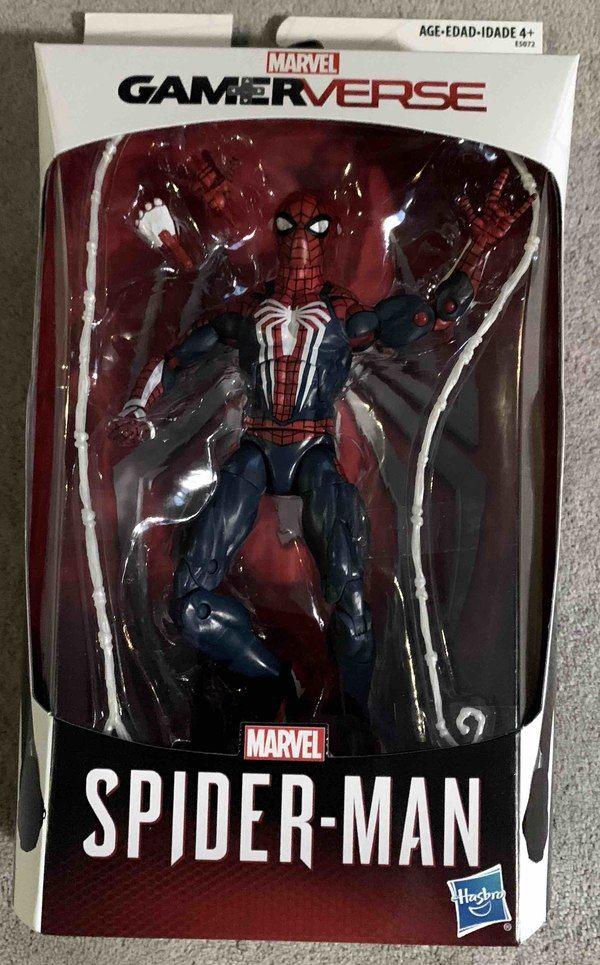 Gamestop Exclusive 6 Marvel Legends Ps4 Spider Man Figure Hitting Shelves Now Marvel Toys Marvel Action Figures Marvel Spiderman