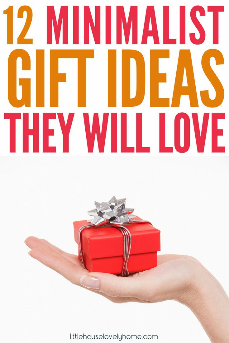 Gifts for Minimalists: A Thoughtful Guide to Minimalist Gift Giving ...