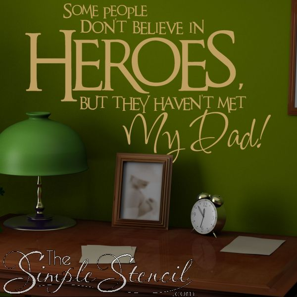 Best Fathers Day Vinyl Decals For Dad Images On Pinterest - Custom vinyl wall lettering decals