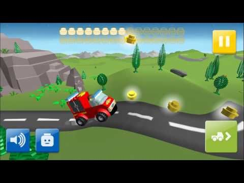 Lego juniors create cruise  Fun Game For Kids