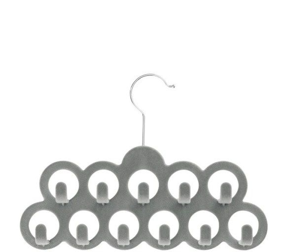 multihängare slipsar eller schalar Åhléns Multi hanger