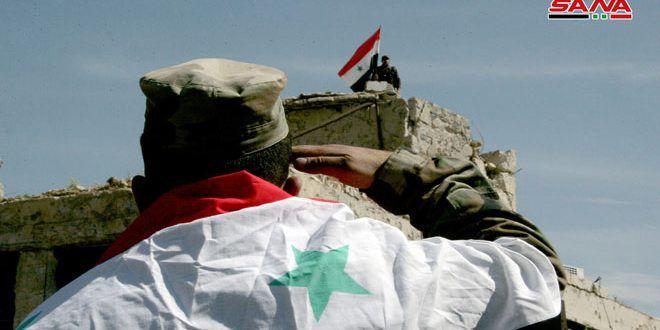 الجبهة الوطنية التقدمية وأحزاب وهيئات في ذكرى الجلاء سورية تستمر بتحقيق الانتصارات S A N A Statue Of Liberty Independence Day Landmarks