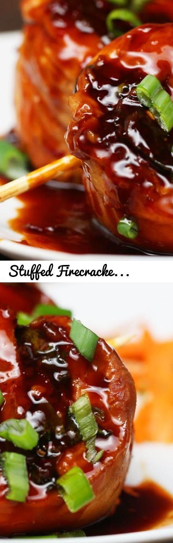 The 25 best buzzfeed tasty ideas on pinterest buzzfeed tasty stuffed firecracker chicken rolls tags buzzfeed tasty buzzfeed tasty forumfinder Gallery