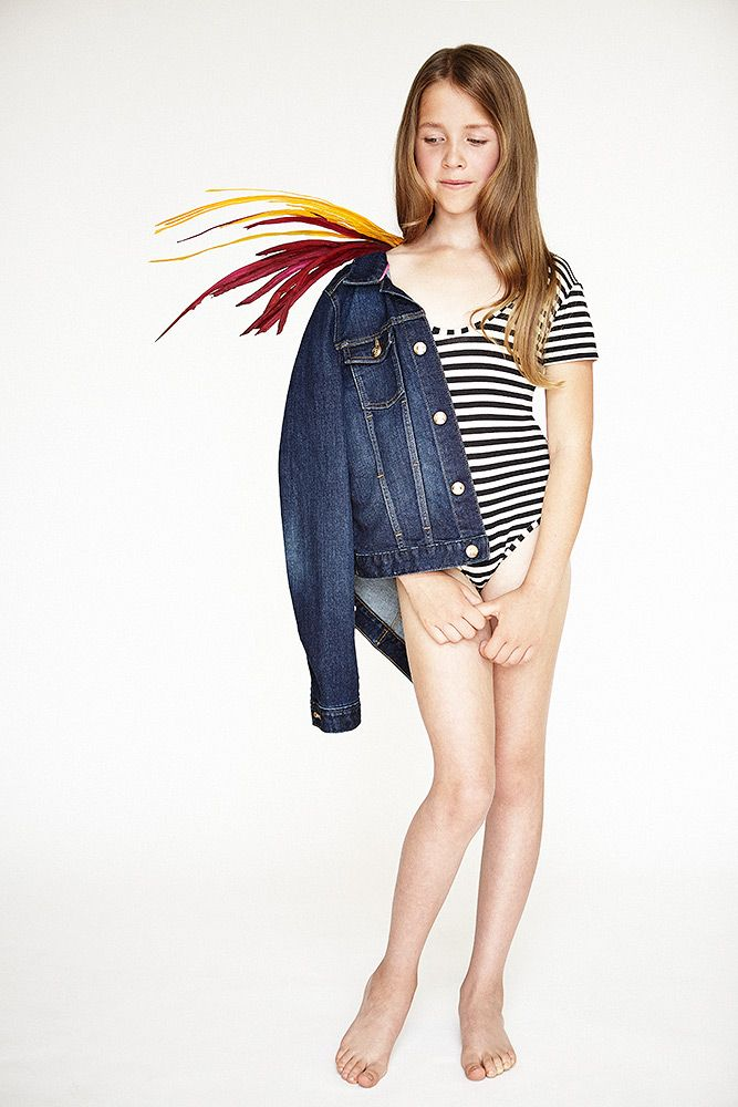Children Photographer Vika Pobeda Modeling Portfolio For