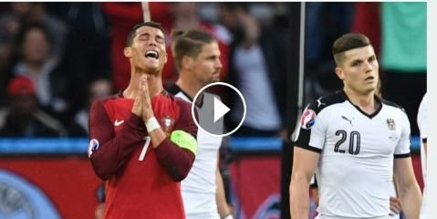 Football Highlights from UEFA Euro 2016 group F match: Portugal vs Austria Match result: Portugal 0 - 0 Austria Played on: June 18, 2016 Venue:Parc de...