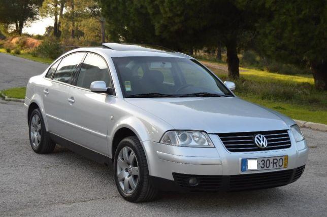 VW Passat 1.9 TDI Trendline 130 cv - 6 velocidades preços usados