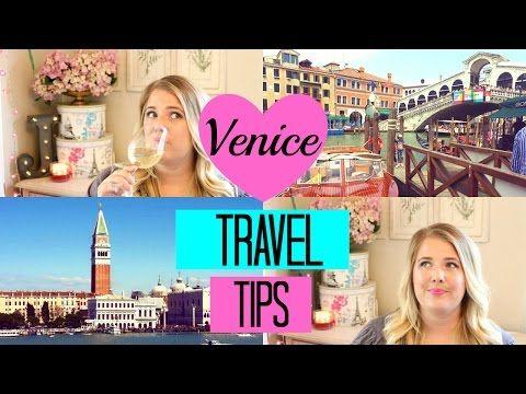 Venice Travel Tips   Jessica Pearce