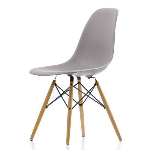 silla eames plastic chair dsw de vitra