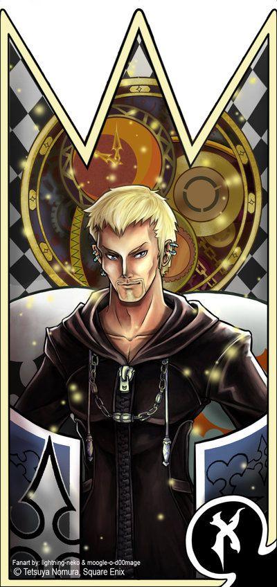 Luxord - the Gambler of Fate by moogle-O-d00mage.deviantart.com on @deviantART