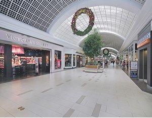 Warwick mall interior