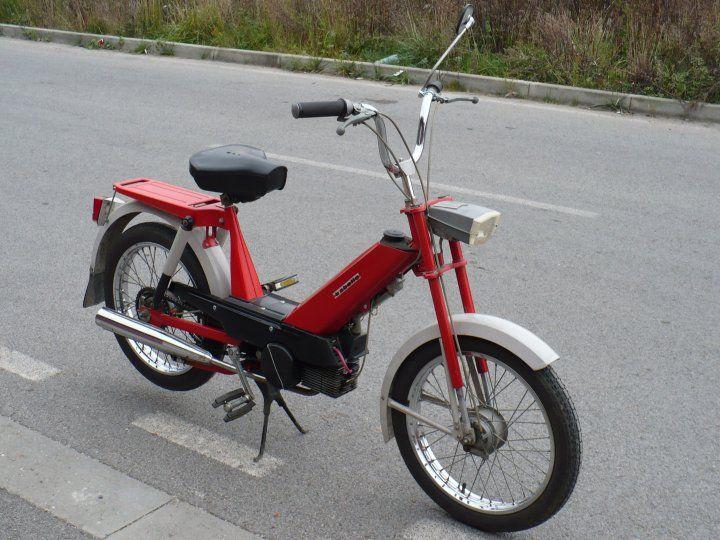 Jawa Babetta 207 '77