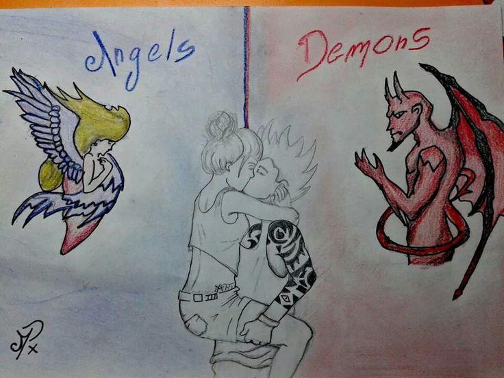 #Angels&Demons