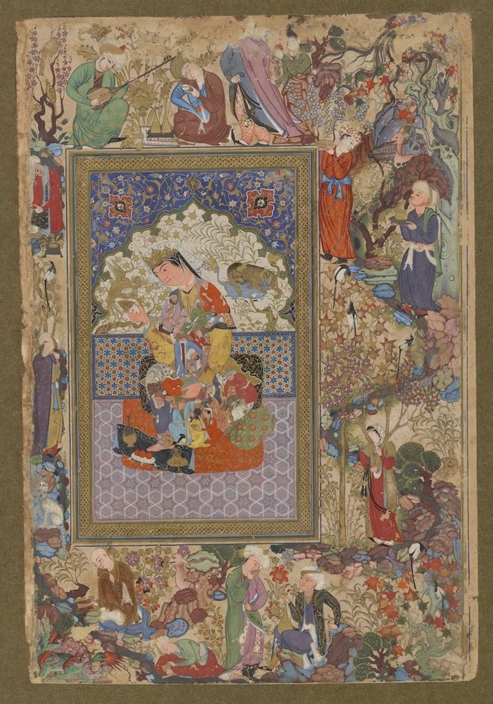"""Freer and Sackler Galleries Release Their Entire Collections Online 
