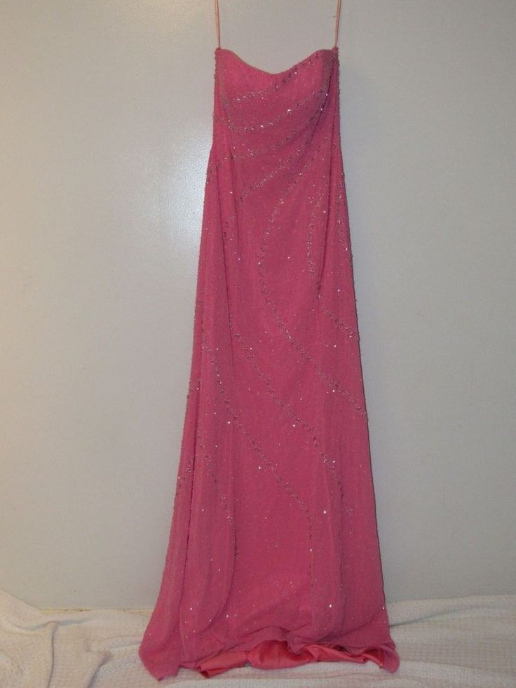 RIVA DESIGNS Prom Evening Military Holiday Ball Pageant Gown 6 Stunning size 8  #RivaDesigns #PartyPromBallEveningPageantWeddingFormal #Formal