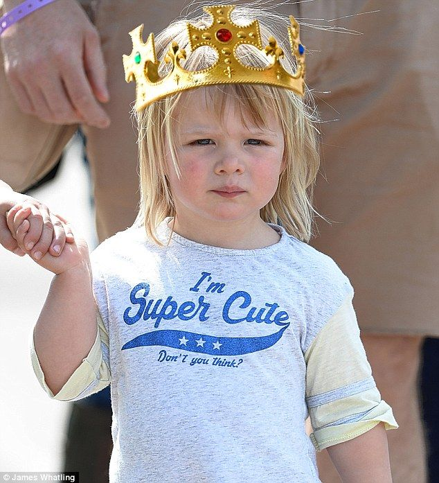 Lorraine Candy's new favourite royal is Mia Tindall,the daughter of Zara Phillips and Mik...