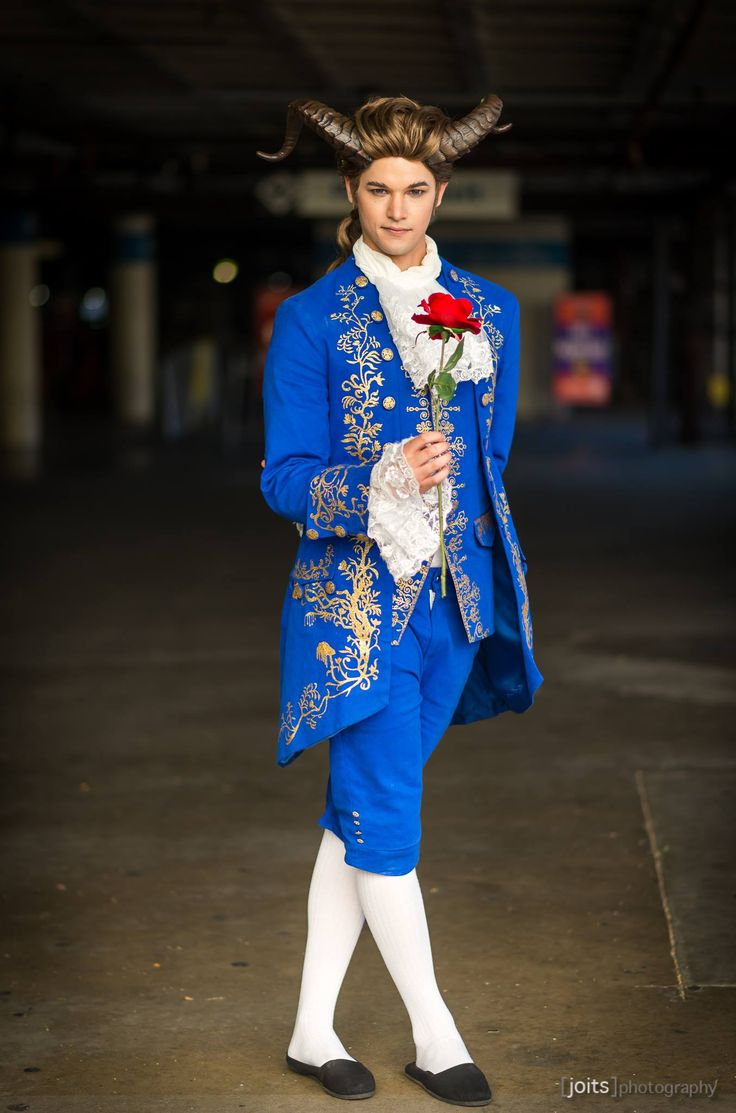Beast (Beauty and the Beast) #cosplay by Phil Mizuno at Anime Expo 2017.