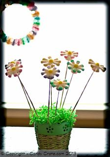 Candy Crate : Bunny Tails and Candy Flowers!