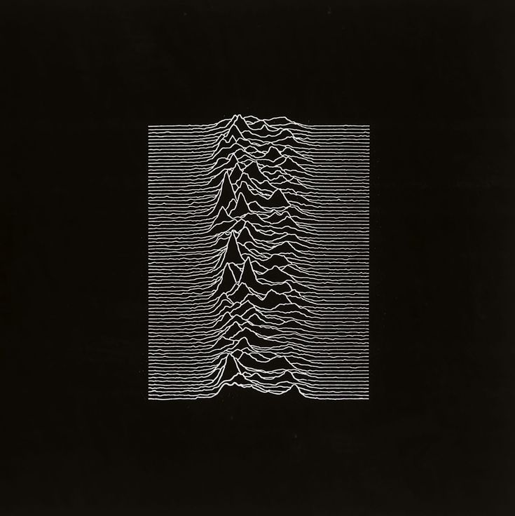 "Joy Division's iconic ""soundscape"" was designed by a Cornell University astronomer."