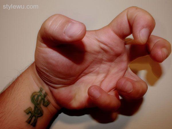 35 Arresting Money Tattoos - http://stylewu.com/35-arresting-money-tattoos.html