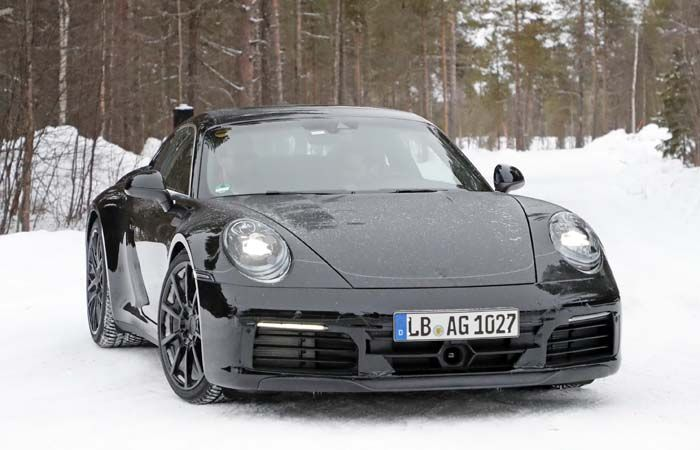 2019 Porsche 911 Remodel with Greater Looking and Comfier Feels