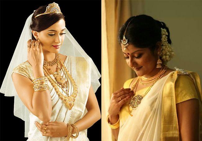 Kerala Bridal Hairstyles For Short Hair Indian Hairstyles Hair Styles Indian Bridal Hairstyles
