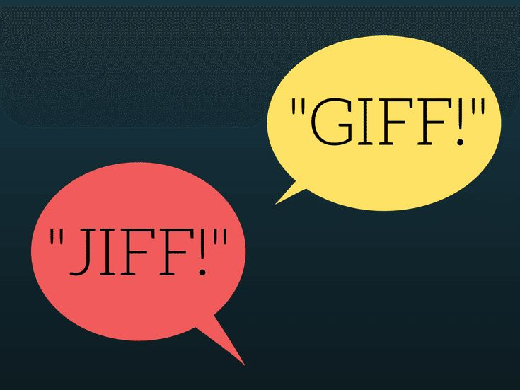 Confused About How to Pronounce 'GIF'? Here's How