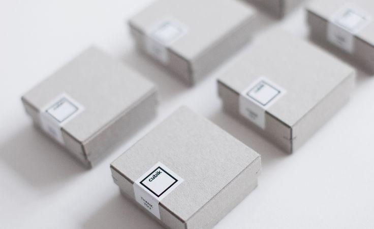 cubik. package. box