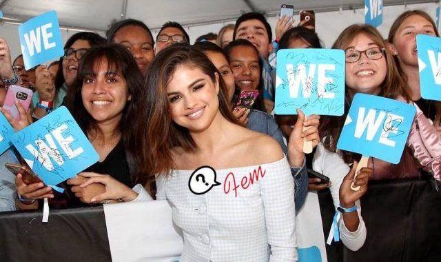 Test: ¿Qué inspiradora frase de Selena Gomez debes escuchar hoy?