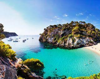 Playa, sol y experiencias inolvidables en #Menorca