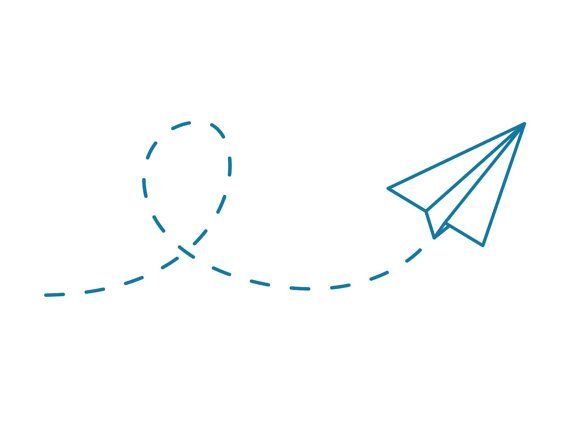 paper airplane tattoo tumblr - Google Search