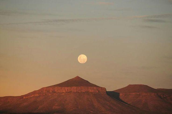 Karoo winters op hulle beste