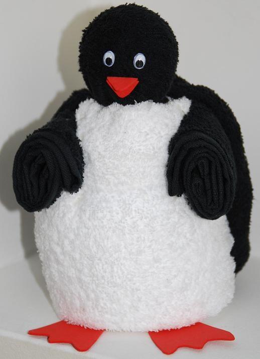 popje van handdoek vouwen - Google zoeken