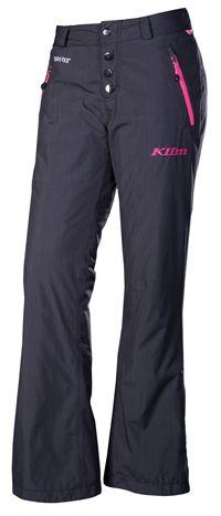 KLIM Women's INTRIGUE PANT (2013) - Pink Snowmobile Gear