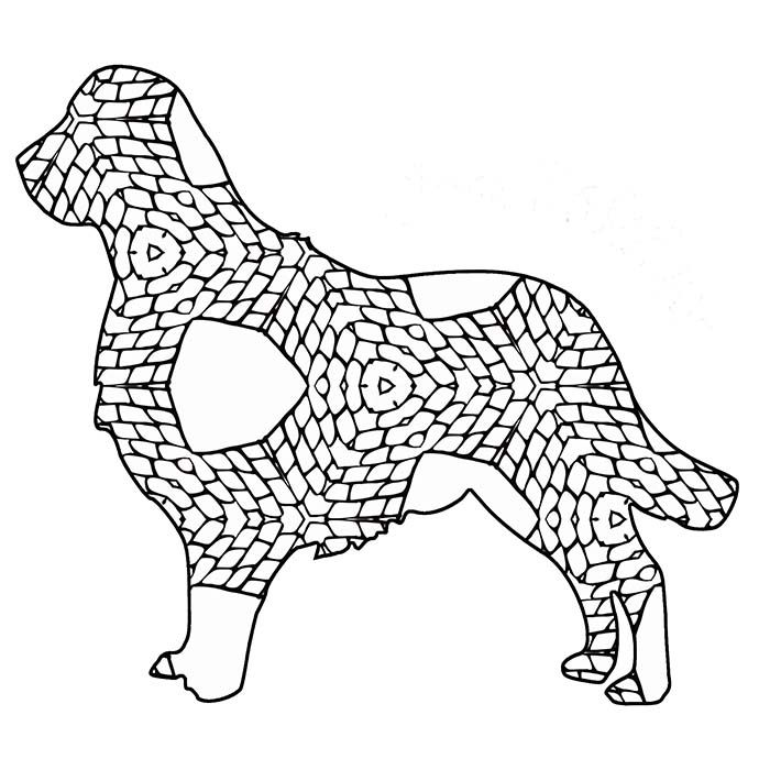 805 best coloring dog images on Pinterest Blog Colouring and
