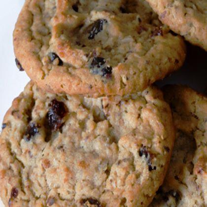 Raisin Oatmeal Cookies Recipe from Mamma's Recipes