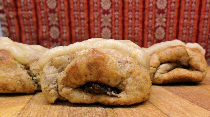 Cinnamon Rolls + The Best Vegan Frosting | Sweet Treats | Pinterest