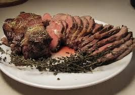 Sunday Slow-Cooked Roast Beef With Half A Bottle Of #Wine And 20 Cloves Of Garlic Makes 6 to 8 generous servings Level of difficulty: moderate