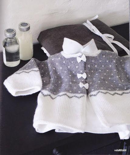 Tricots chics pour mon bebe - Les tricots de Loulou - Álbuns da web do Picasa