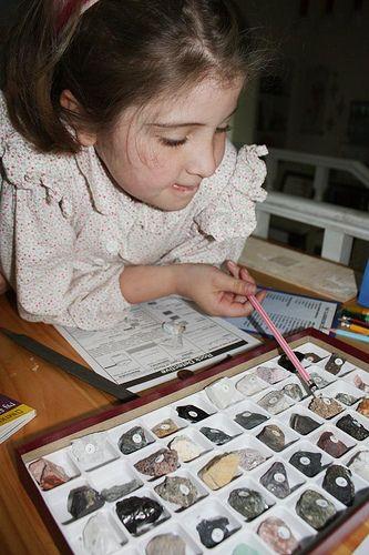 Rocks the Charlotte Mason Way: Rock Study Notebooking ideas #rocks #charlottemason