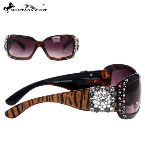 SUNGLASS - BK/CL (FMSGS-2506BK)  See more at http://www.montanawest.ca/collections/sunglasses