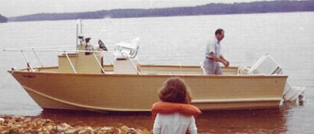 Fishing boat plans plywood http woodenboatdesignsplans for Build fishing boat
